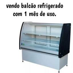 Balcão vitrine refrigerado