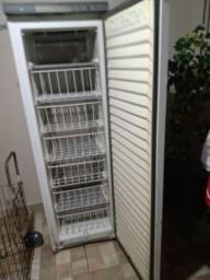 Freezer vertical 260 lts