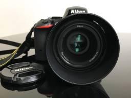 Nikon lente objetiva 50mm AF-S