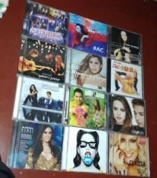 CDs e DVDs pop,rock,MPB e axé diversos artistas nacionais