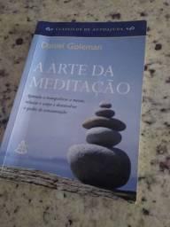 Livro A Arte da Meditação