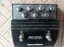 Vendo Pedal Hartke Bass Atack