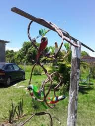 Araras artesanais pára jardins