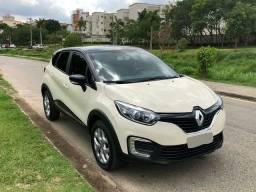 Renault Captur 1.6 Life Automática Única dona