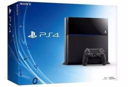 PS4 Novo na caixa! Pra Hoje