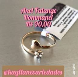 Anel Falange Rommanel 90,00