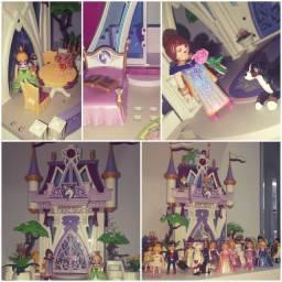 Castelo de Cristal Playmobil