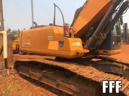 <br>Escavadeira hidráulica CASE CX220