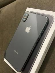 IPHONE X 64 GB super conservado ( Leia Anúncio )