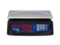 Balança Digital 30kg Elgin C/ Bateria - Selo Ipem e Inmetro * Nova