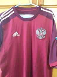 Camisa da Rússia - adidas