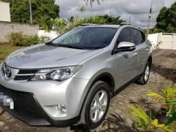 Toyota rav4 2014 69mil km impecável abaixo fipe