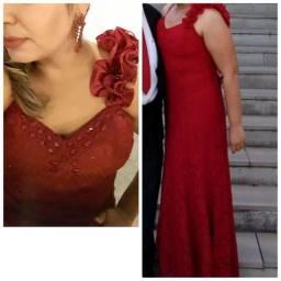 2 vestidos de festa