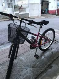 Bicicleta CALOI max aro 24 com 21 marchas!