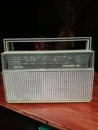 Rádio Philco a pilha