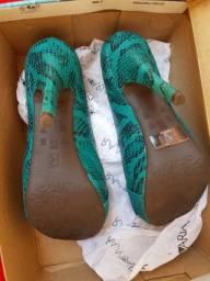 Sapato Ramarim Novo