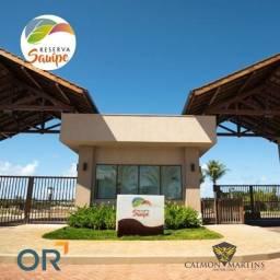Reserva Sauípe condomínio com lotes de 459 a 963 m² infraestrutura completa