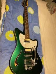 Guitarra Tagima Jetblues Deluxe Nova com Upgrade