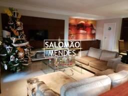Perfeito apartamento, 360 m², 4 suítes, Condomínio Completo - AP00124