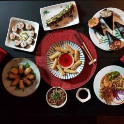 Vaga Auxiliar de Sushiman Meio Periodo com Experiência