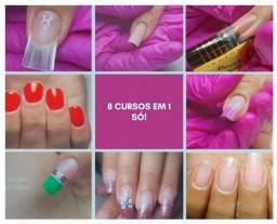 Curso alongamento de unhas (Paola chaves)