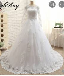 Vestido Noiva Lindíssimo