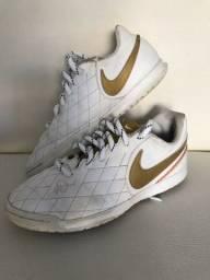 Chuteira infantil futsal Nike R10