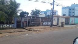 Casa/terreno no Areal 10 x 80 metros