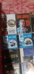 Cd's antigos de musica e filme
