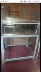 Vendo forno e armário