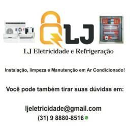 Lj Eletricidade e Refrigeração