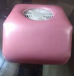 Aspirador de pó de unha de gel
