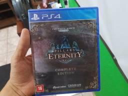 Pillars of eternity complete edition ps4 lacrado