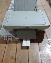 Impressora e copiadora Canon MG2410