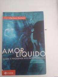 Livro Amor liquido