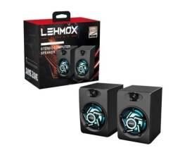 Caixa de som para PC gamer GT S-1 Lehmox