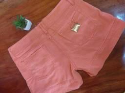 Bermuda jeans n. 40 Usada