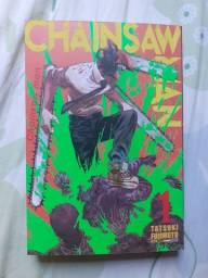 Mangá Chainsaw Man Vol. 1