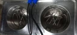 Fritadeira industrial 80L