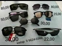 Óculos de sol novos