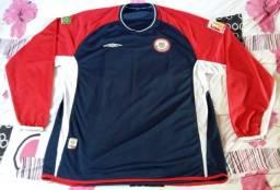 Camisa de Futebol Futsal da Ulbra