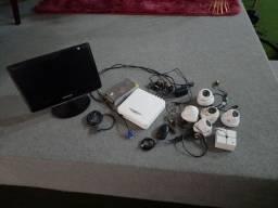 Kit câmera
