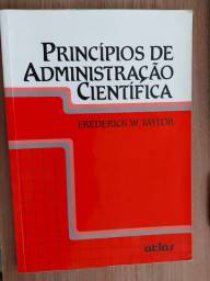 Livro de administração científica