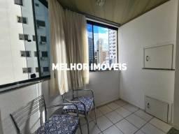 Locação Anual Semi Mobiliado com 02 Dormitórios no Centro de Balneário Camboriú/SC