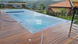 Título do anúncio: Casa dos sonhos em condominio chã Grande/900m/4 suites/espaço gourmet/piscina/mobiliada