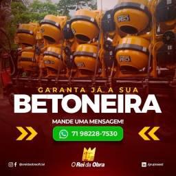 Vende-se Betoneiras Csm 400lt