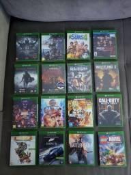 Jogos Xbox one, s , séries s e séries x