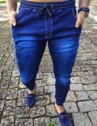 Calças jogger feminino e masculino