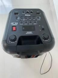 Caixa de som pht 5000 philco (usada)