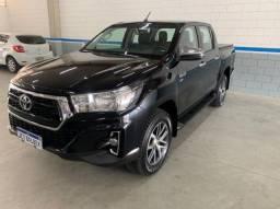 Toyota hilux 2019 2.7 srv 4x2 cd 16v flex 4p automÁtico